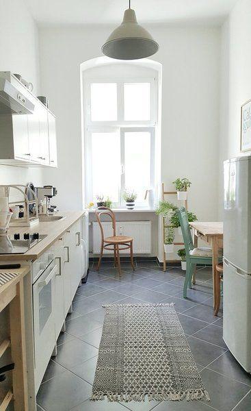 Neue Wohnung, neuer Wohnstil!\u201c - zu Besuch bei Pixi87 in Berlin - ikea kleine küchen