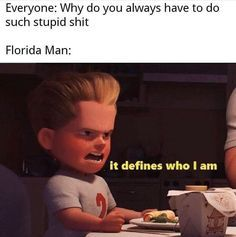 Florida this is why we can't have nice things. #Memes #Florida #FloridaMan #Entertainment Florida this is why we can't have nice things. #Memes #Florida #FloridaMan #Entertainment