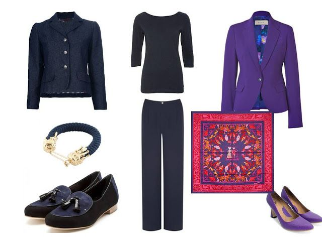 A Column for All Seasons: Navy | The Vivienne Files
