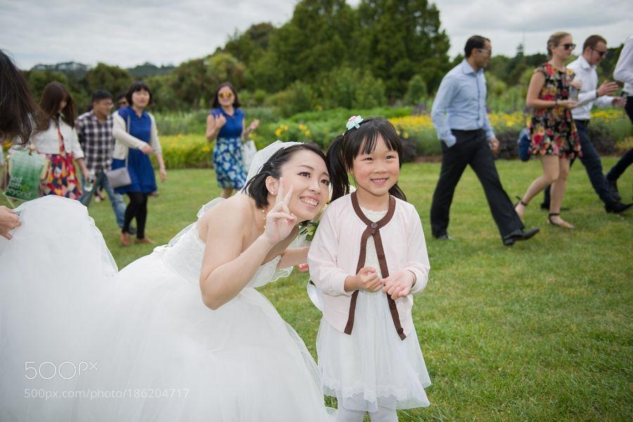 Wedding Ceremony by Jeff_Ye