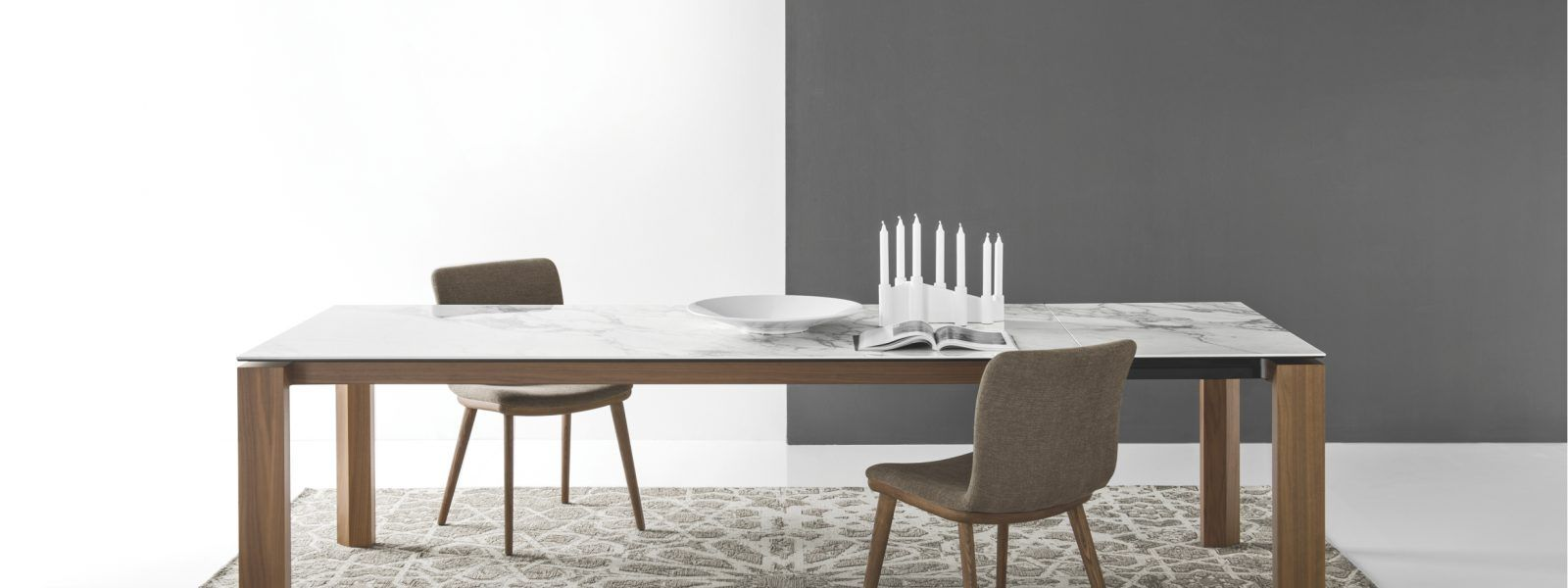 omnia dining table by calligaris modernfurniture