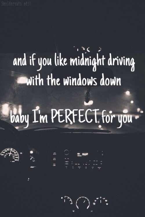 One Direction Perfect Song Lyrics Album Made In The Am Quotes