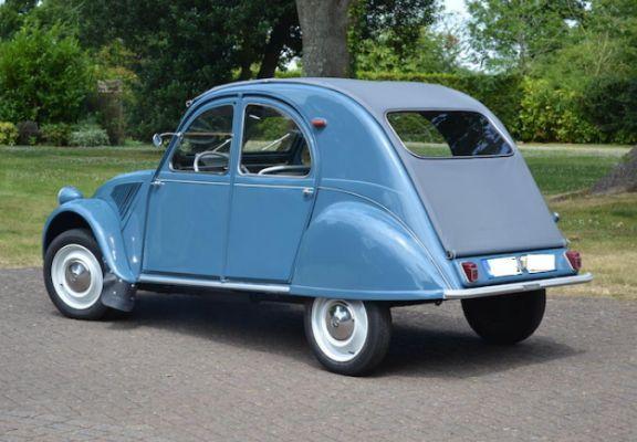 1960 Citroen 2cv Az 2cv Citroen 2cv Automobile Peugeot