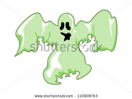 stock vector : Ghost