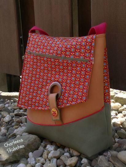 Instrucciones de costura de Bag Dea  – Bolsa