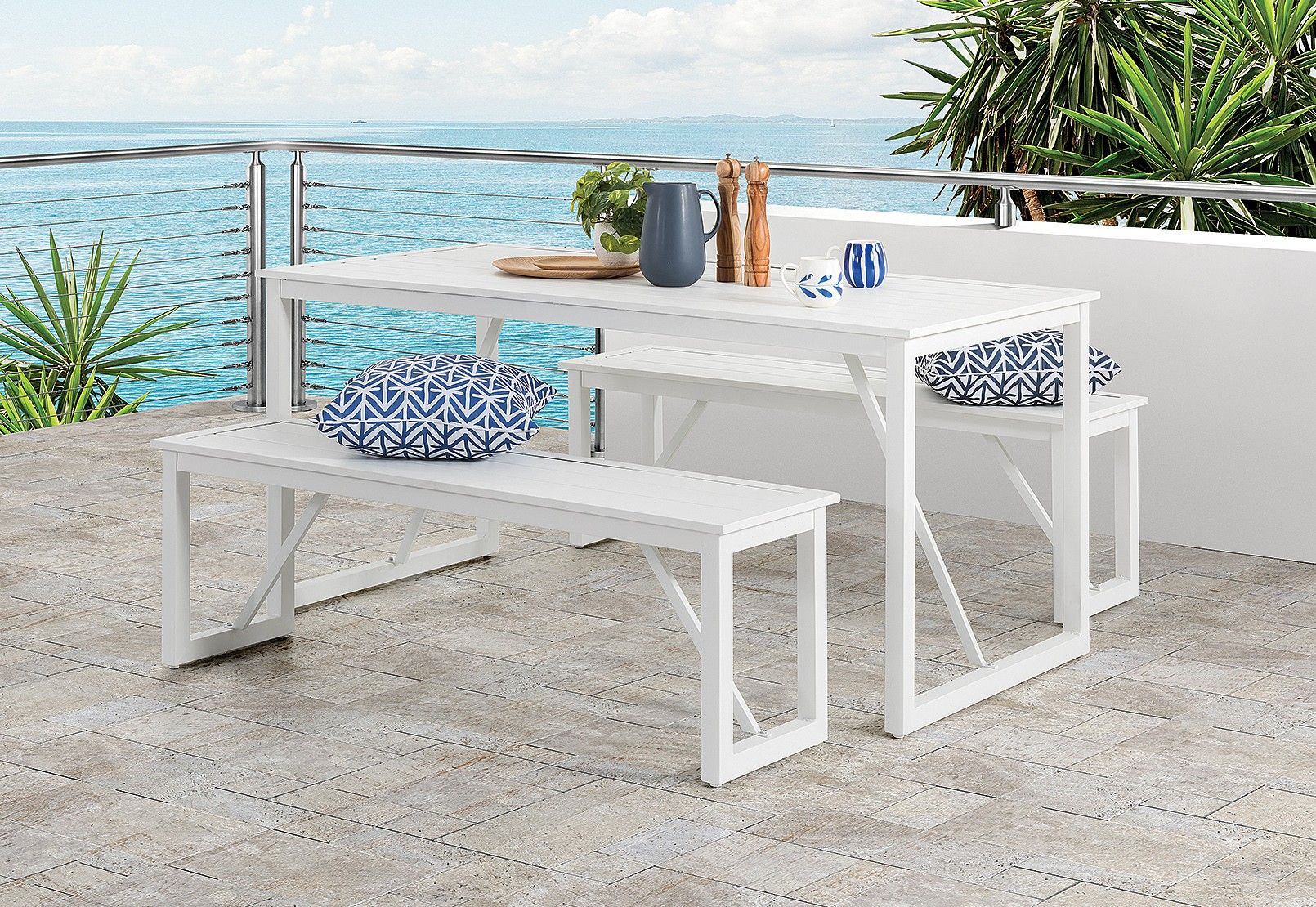Pin By Hiari Afrika On Holiday House Plans Dining Set With Bench Outdoor Dining Furniture Furniture