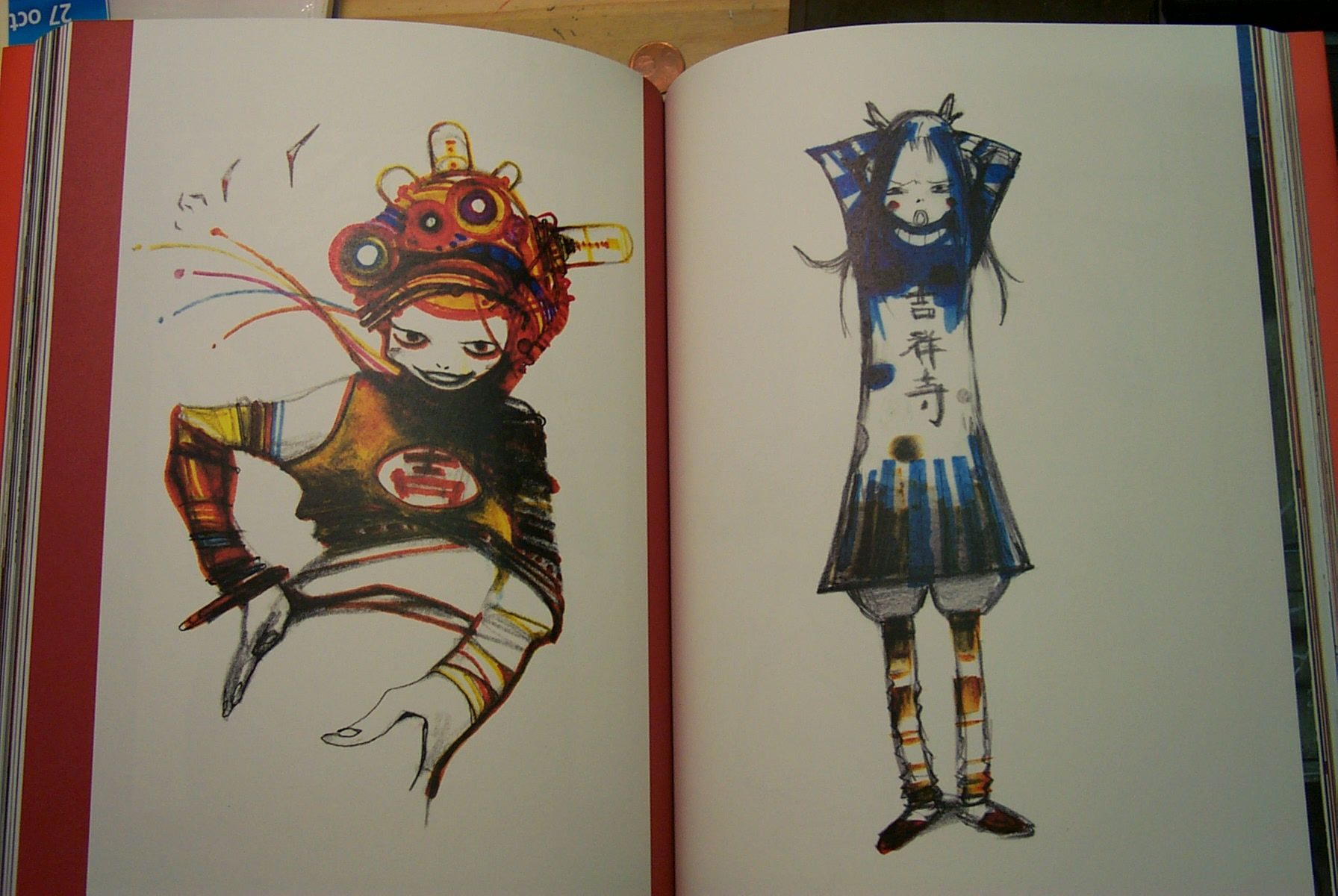 Exploring Character Design Pdf : Koji morimoto orange scrapbook libros pinterest