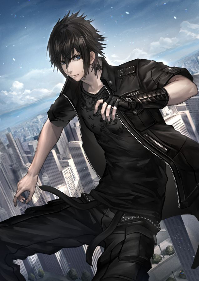Pin by LMH on Noctis | Noctis final fantasy, Final fantasy