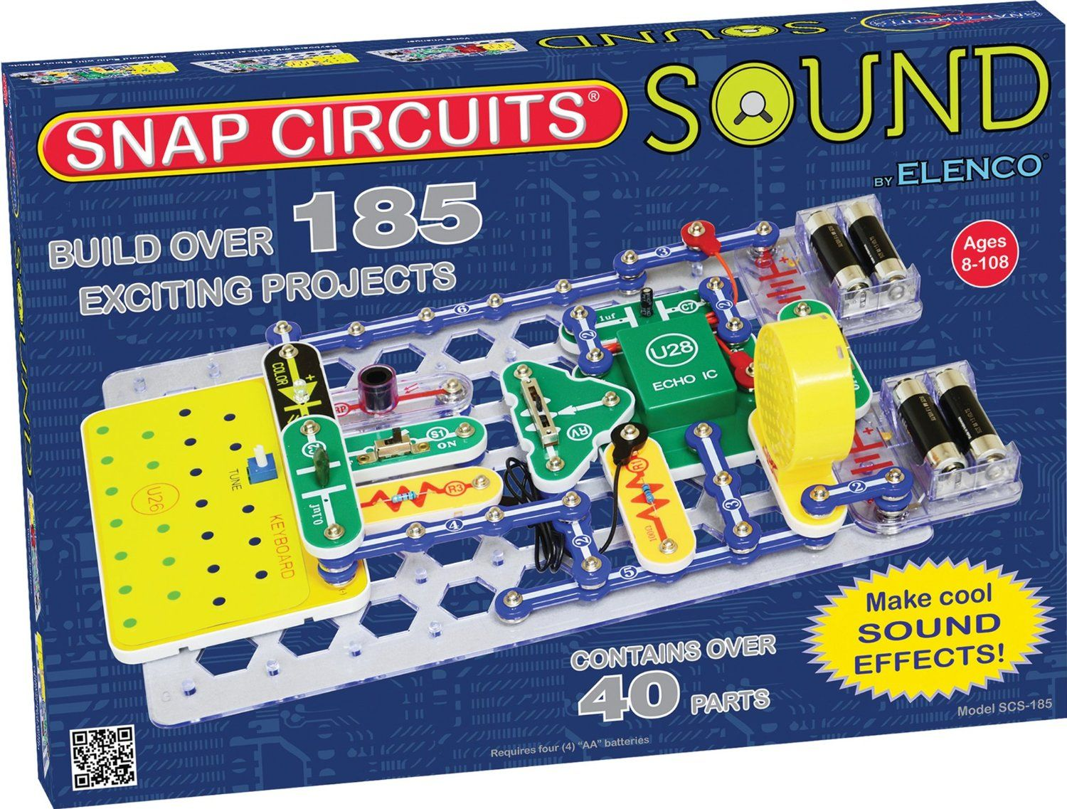 Science Electric Snap Circuit Kit Modern Design Of Wiring Diagram Circuits Pro 500 Scientificsonlinecom Sound These Are Always Great Sets For Inventor Type Rh Pinterest Com
