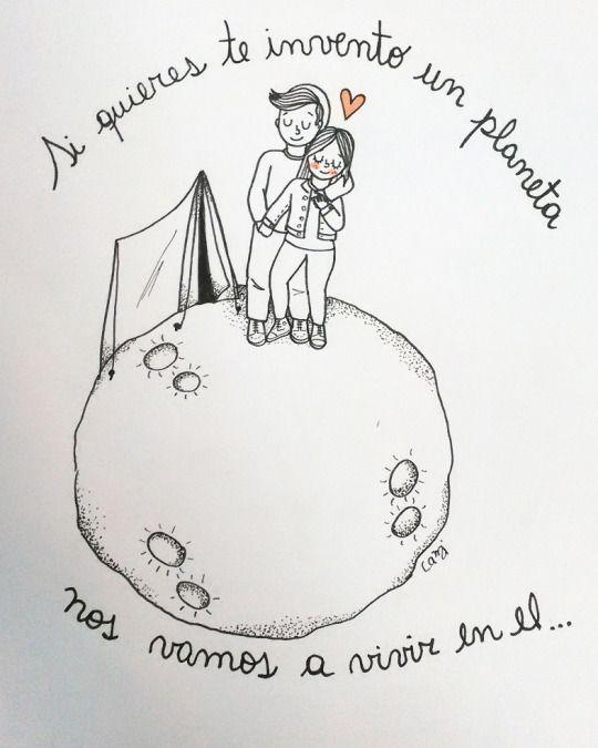 Cami Ilustraciones Amor Pinterest Love Love Quotes Y I Love You