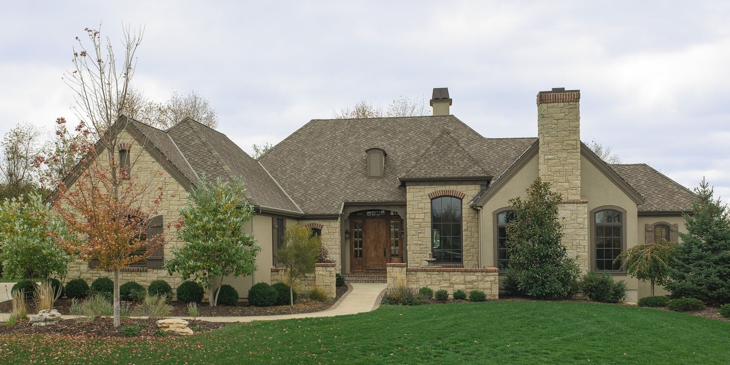Best Re Roofing Project Overland Park Ks Wood Shakes To 640 x 480