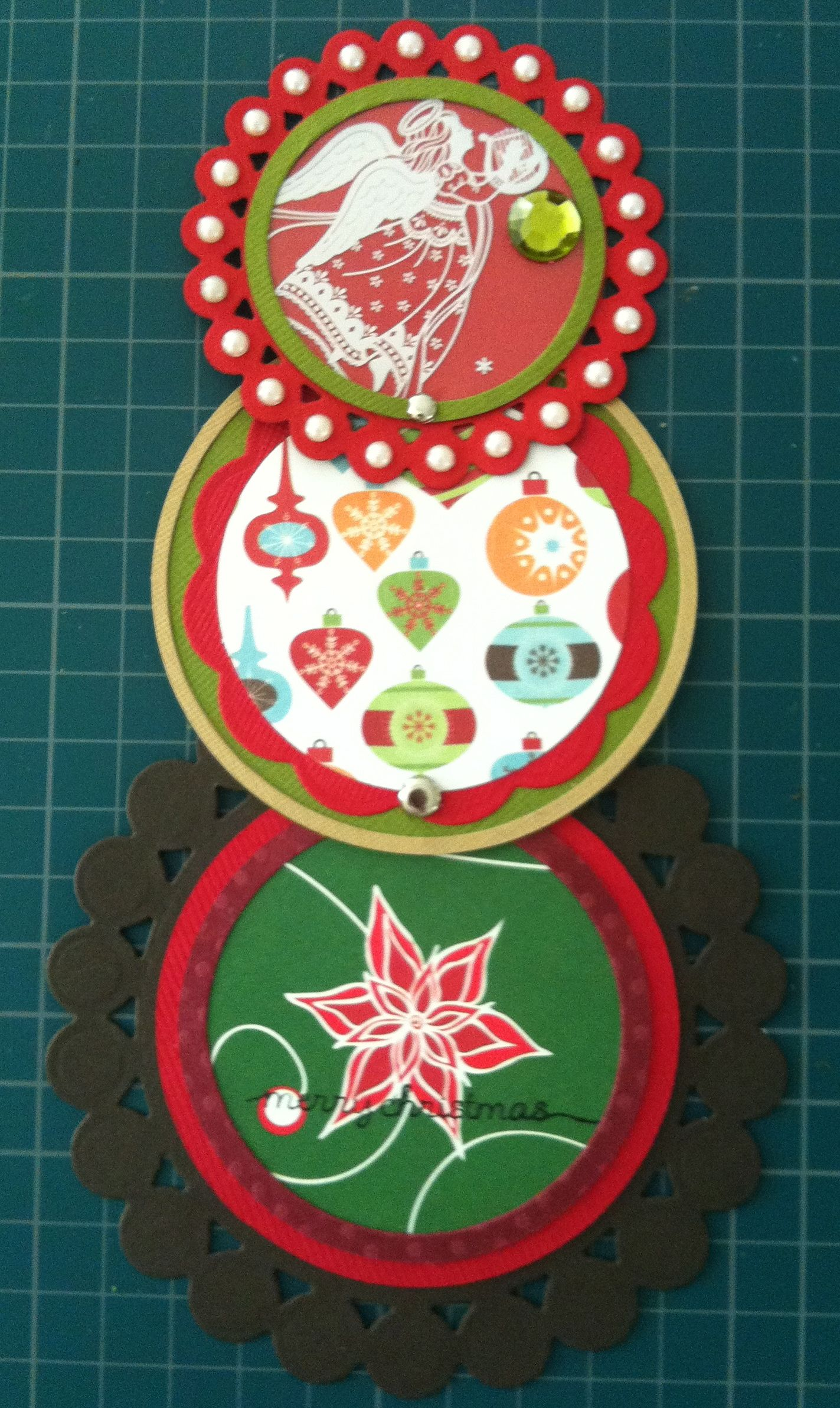Xmas telescope card 2 | DePaperFairies - Handmade cards | Pinterest ...