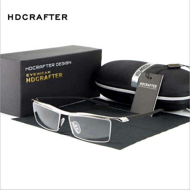 1185e2d193  3.99 - Men s Rimless Glasses Rx Optical Eyeglasses Memory Titanium  Spectacles Frame  ebay  Fashion