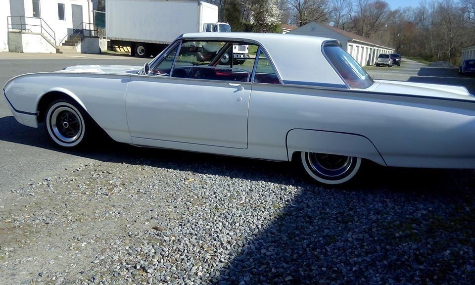 1962 Ford Thunderbird Coupe (VA) - $23,000 Please call Mark @ 240 ...