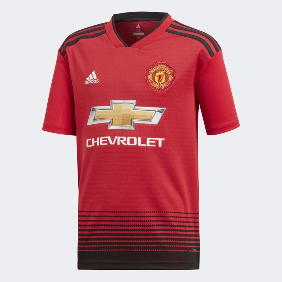 6d5d8ae508 Camisa Manchester United I 18 19 – Adidas Masculina
