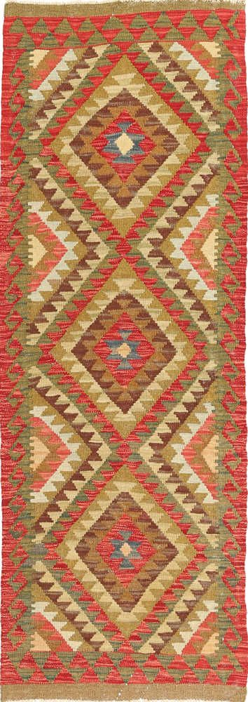 Alfombra Kilim Afghan Old style ABCS866