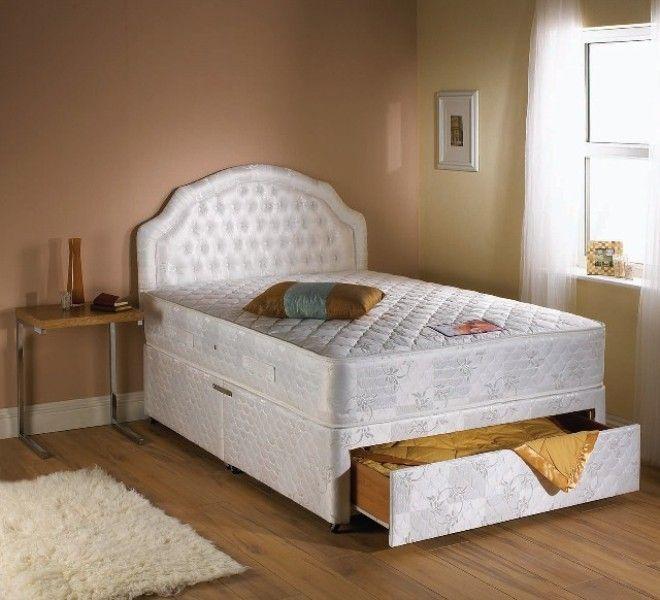 Dream Vendor Kensington 5ft Kingsize Divan Bed