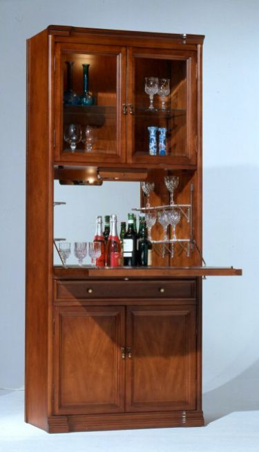 Tall Bar Units For The Home Gallery Furniture Leda Living Room Unit