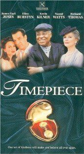 timepiece 1996 the follow up to the christmas box tv movie does not disappoint timepiece is a gentle but powerful story has a great cast with james earl - The Christmas Box Cast
