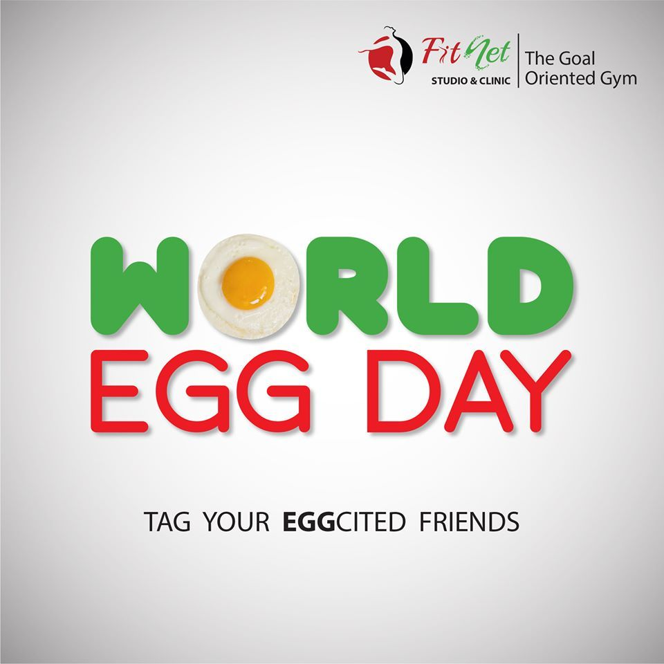 Egg Day Eggs are the source of protein and contain vitamins as well as minerals From our brain to our bones the impact of these nutrients are healthy and is a balanced di...