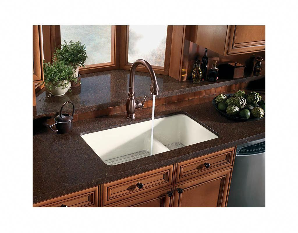 Kohler K-6625 in 2020 (With images) | Cast iron kitchen ...