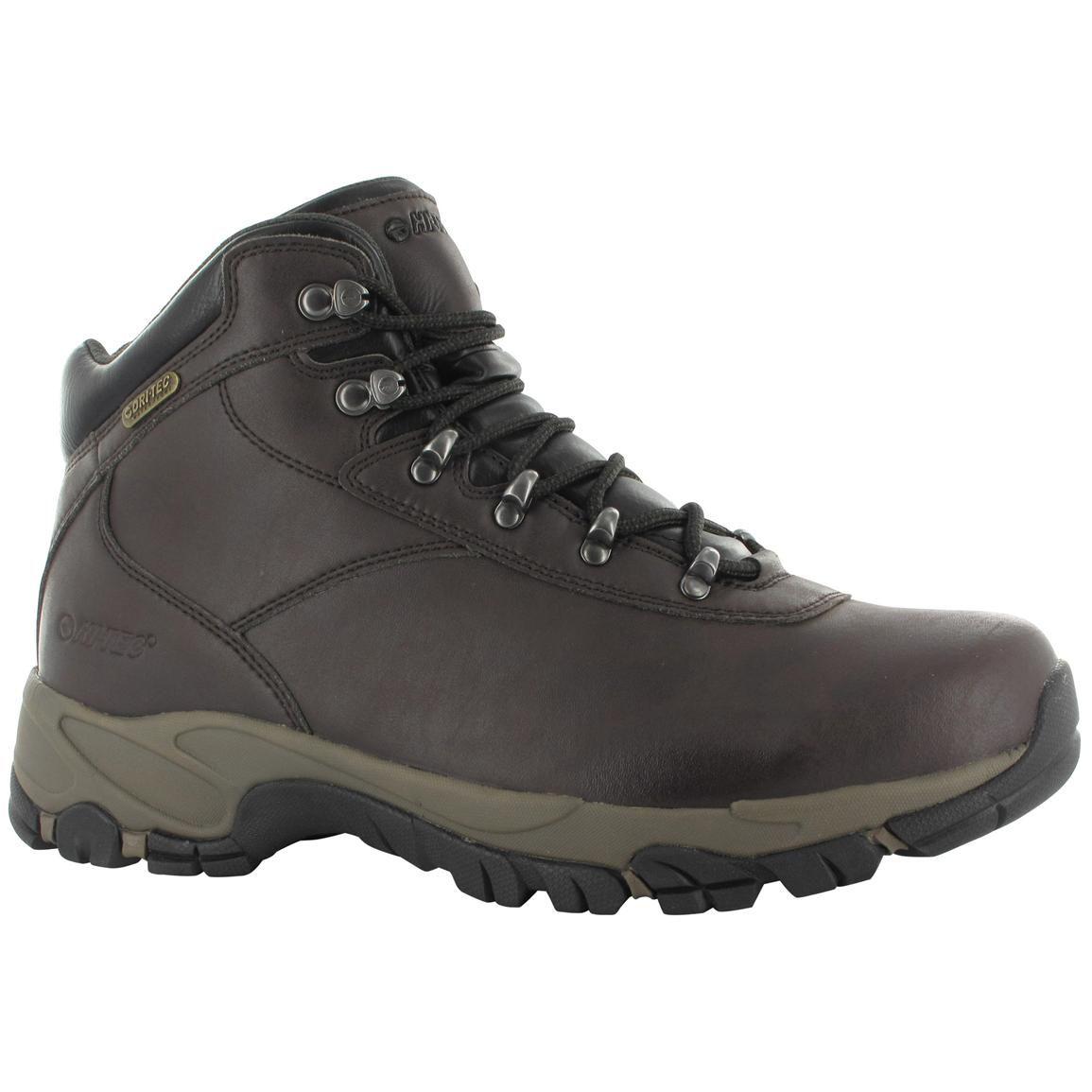 Zapatos negros HI-TEC Altitude para hombre UwGPw7