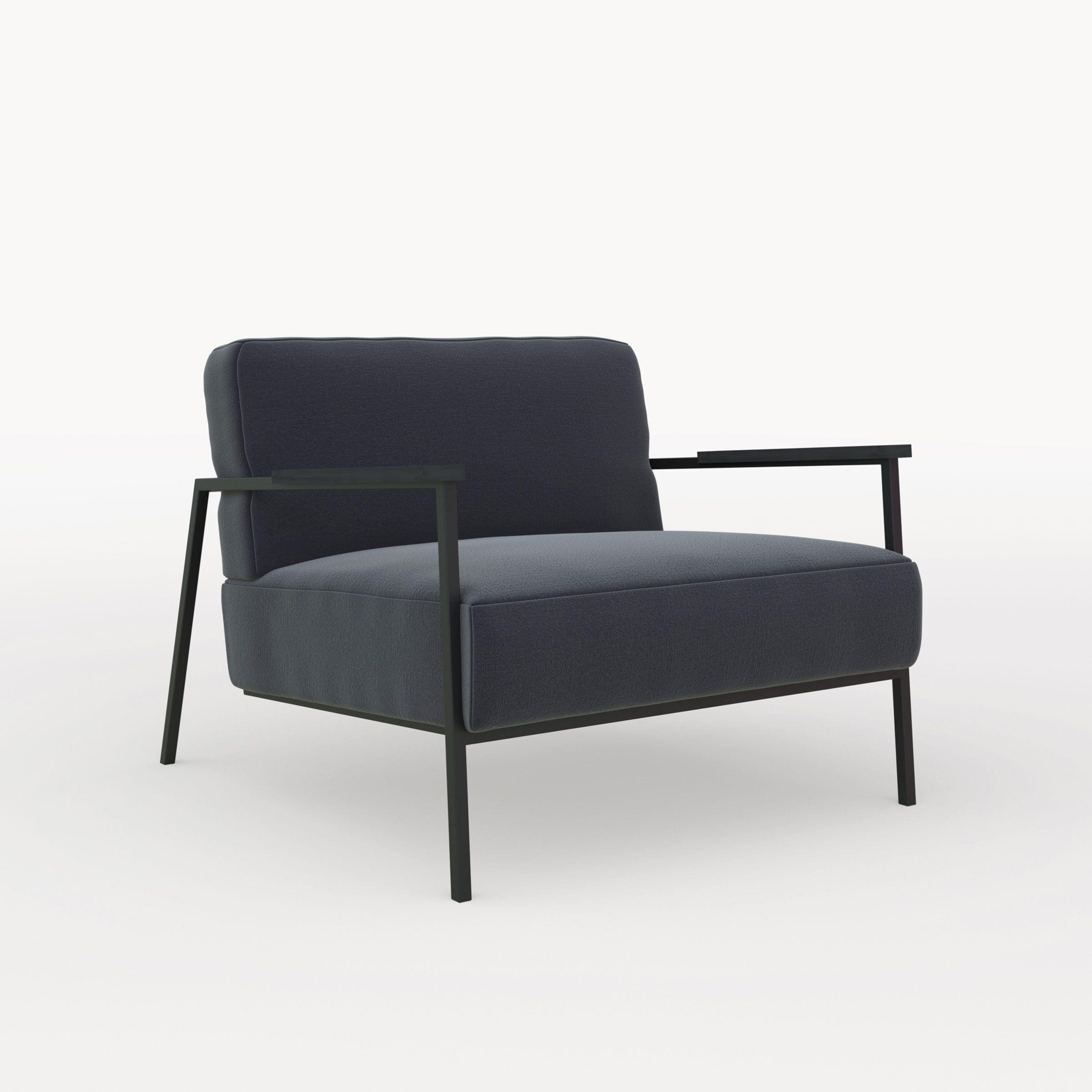 Design Fauteuil Co Lounge Stoel Studio Henk Kvadrat Modern Meubeldesign Meubel Ideeën Stoelen