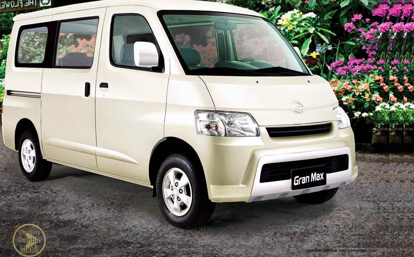 Gambar Mobil Grand Max Daihatsu Mini Bus Vans