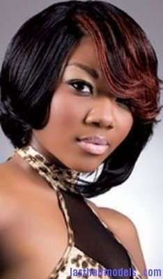 Short Feathered Bob Hairstyles For Black Women Nvrgdaw