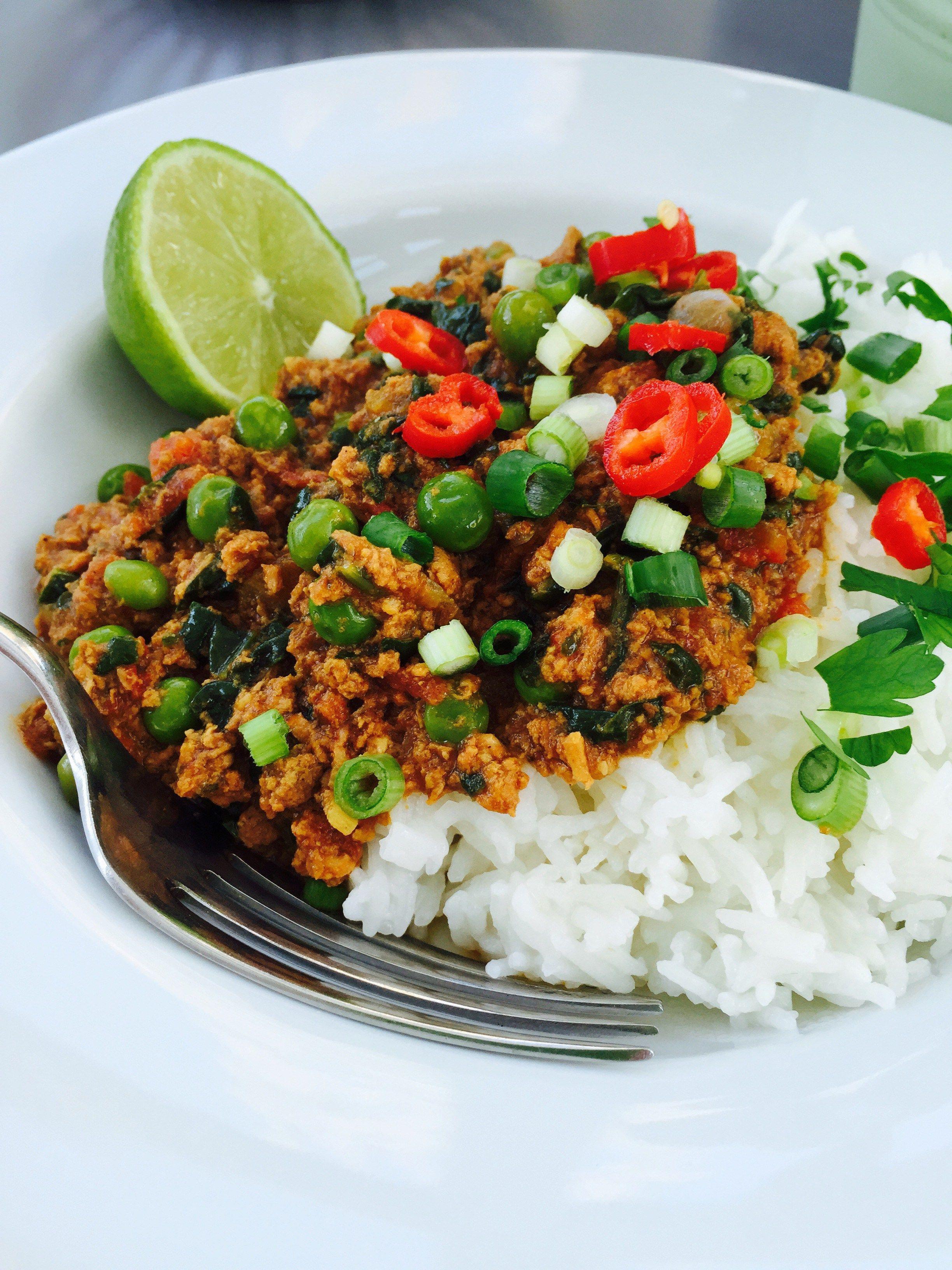 Slow cooker turkey keema | Recipe | Keema recipes, Slow ...