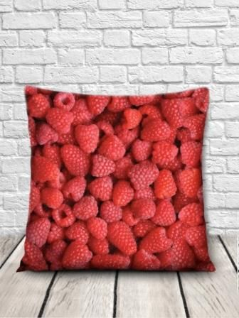 Bent Chair's Strawberry Crush Cushion is a must have in your decor. Made from cotton, the pink cushion has a beautiful strawberry print giving it an exquisite look.