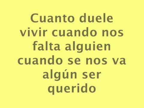 Marcela Gandara - Mas Que Un Anhelo Lyrics | MetroLyrics