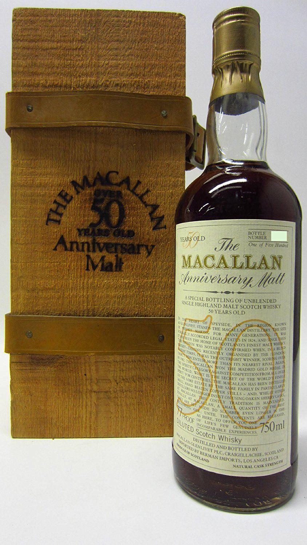 The Macallan Anniversary Jahrgang 1928
