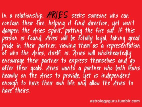 Quotes to Inspire an Aries