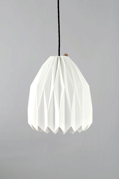 Lampenschirm *Zapfen* von Nachtfalter auf DaWanda.com