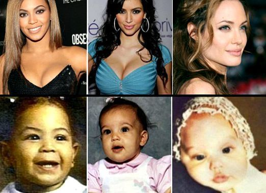 Can You Guess Who The Celebrity Is Just By Looking At Their Baby Photo A Celebrity Baby Guessing Game Celeb Celebrity Babies Baby Photos Baby Guessing Game