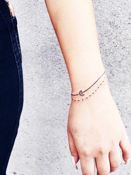 Tattoo Am Handgelenk 37 Motive Ideen Und Bedeutung 2019 9