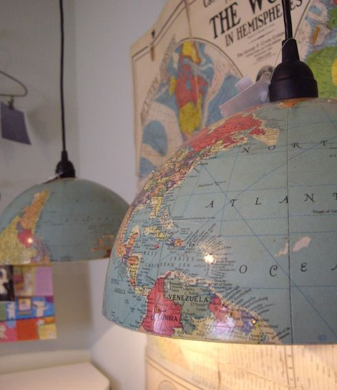 5 Things To Do With Globes Old Globe Thrift Shop Finds