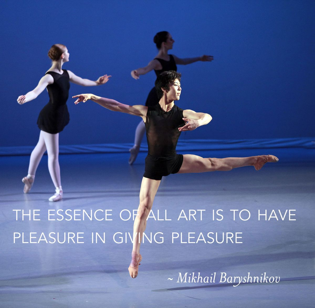 what inspires you to dance