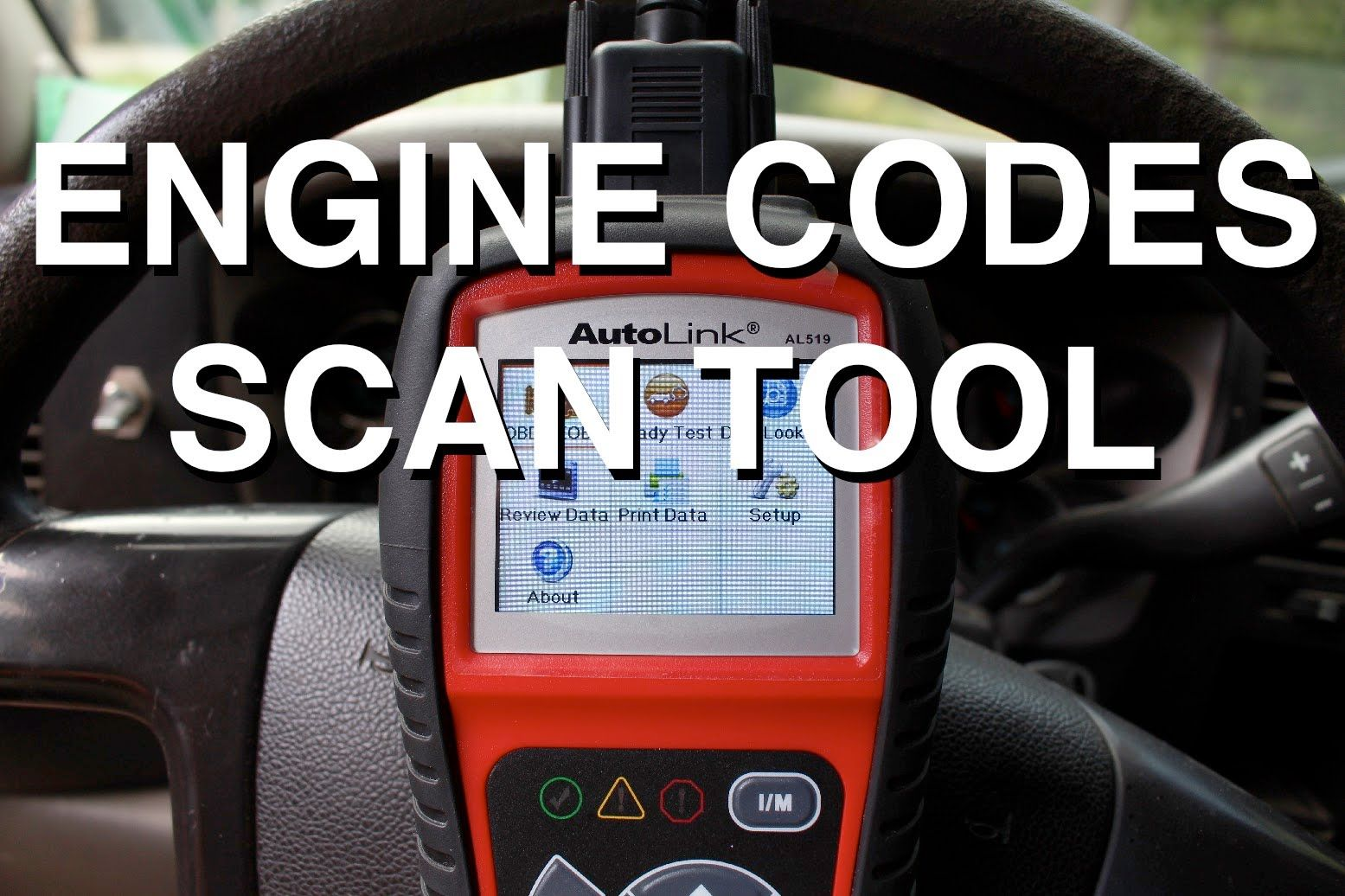 Check Engine Codes with a Scan Tool (With images) Coding