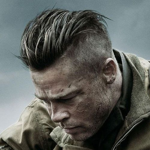 Coiffure Homme Fury