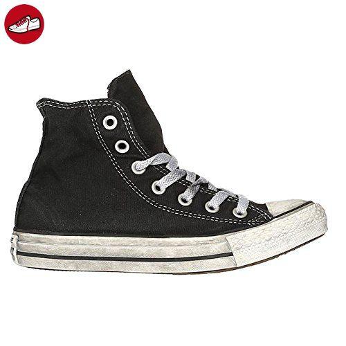 Converse , Herren Sneaker, Schwarz - schwarz - Größe: 39