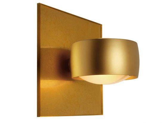 Oligo Wandleuchte Grace Unlimited Gold matt Gold gold matt