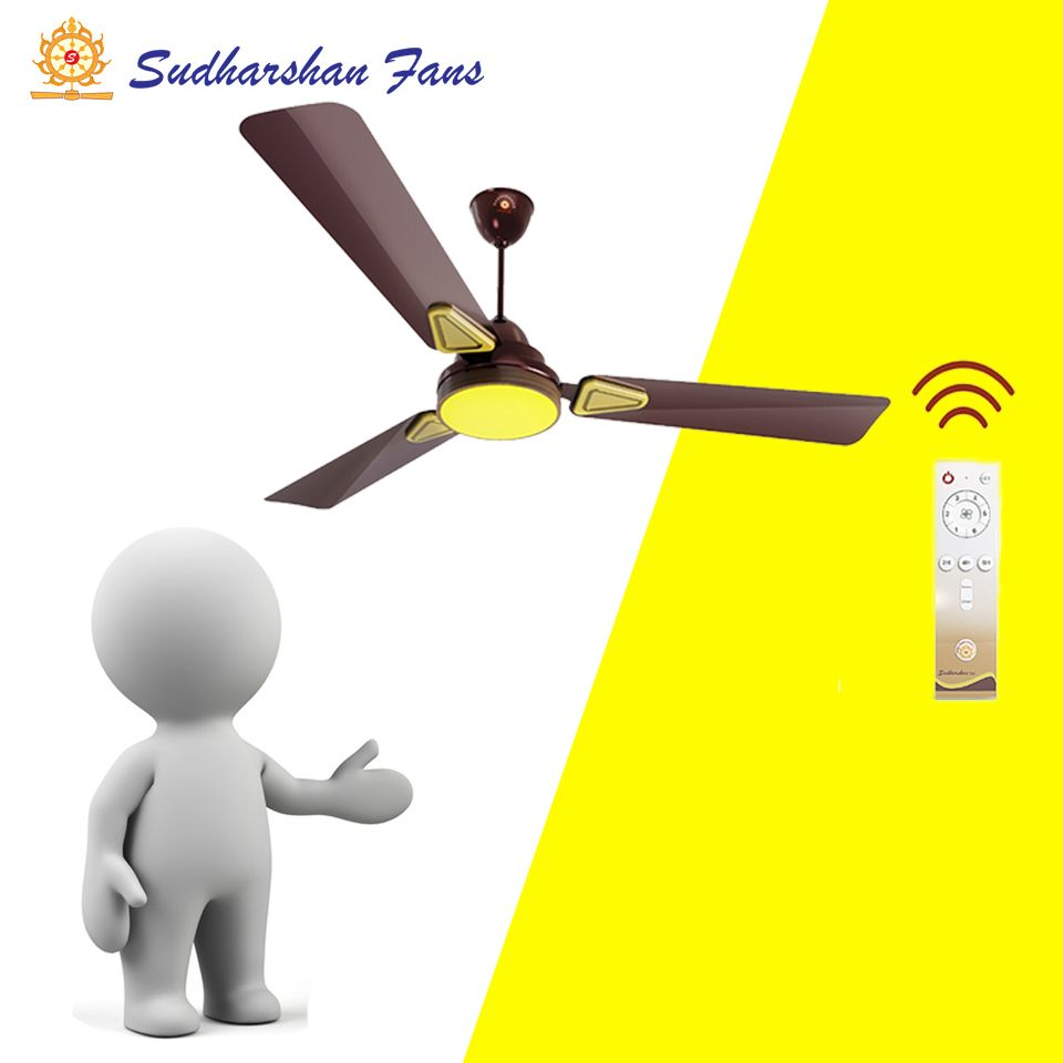 Energy Power Saving With Sudharshan Fans Introducing