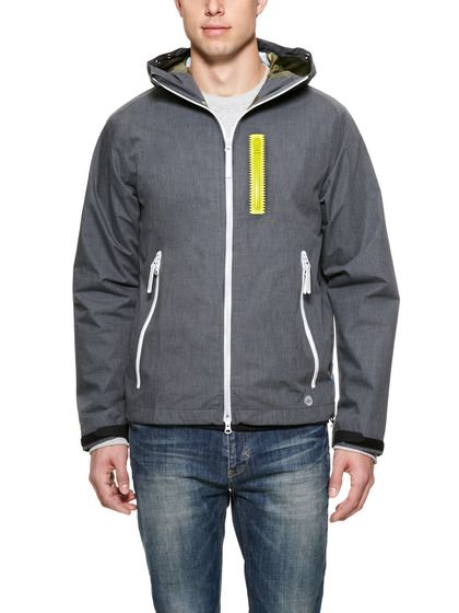 5dba10ed1a58 TK Shell Jacket by Adidas Originals Blue on Gilt.com