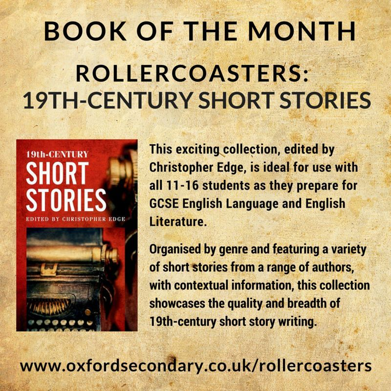 Our Fantastic New Book Of The Month Is 19Th-Century Short -4200