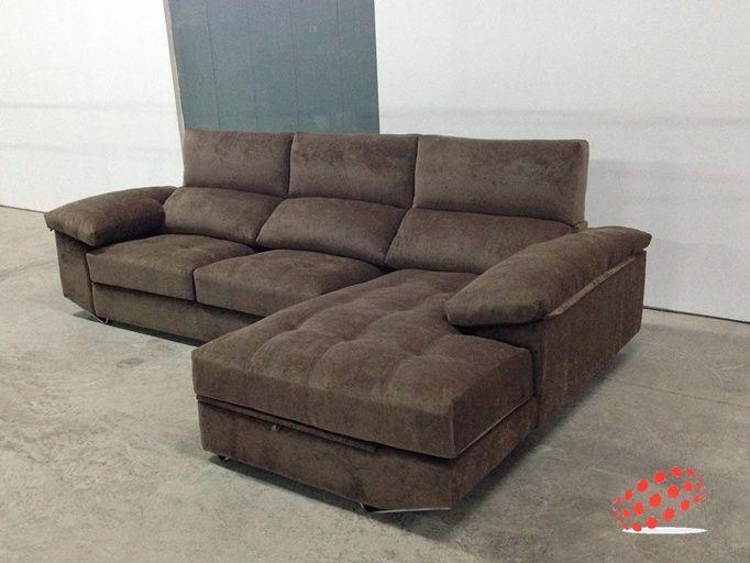 Sof chaise longue modelo soft sof s home decor for Sofa cama cheslong