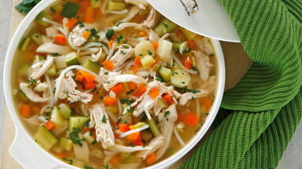 Chicken noodle soup recipe for good food recipe database great chicken noodle soup recipe for good food recipe database forumfinder Gallery