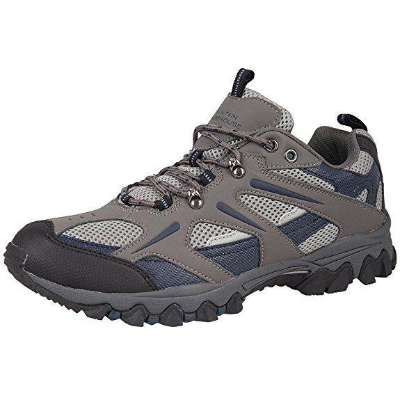 Zapatos negros Mountain Warehouse para hombre LzwlfsBew
