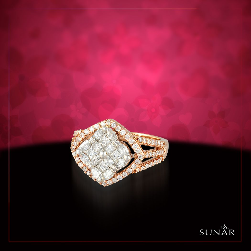 A design that makes one feel #grand and #classy. #SunarJewelsIndia